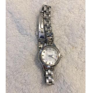 4℃ - 4℃ ダイヤ付き 腕時計