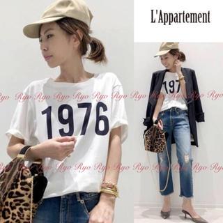 L'Appartement DEUXIEME CLASSE - 18SS★新品同様⭐️アパルトモン/アメリカーナ別注/1976 Tシャツ