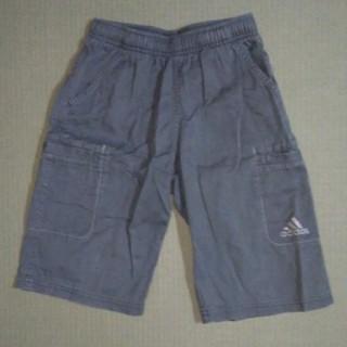 アディダス(adidas)のadidas☆120サイズ短パン(パンツ/スパッツ)