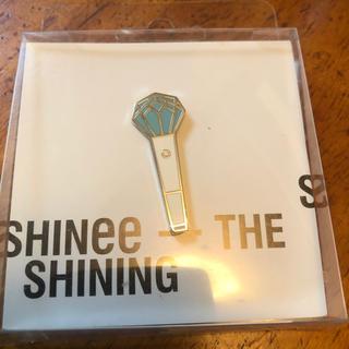 シャイニー(SHINee)のSHINee ペンライト型ピンバッチ(アイドルグッズ)