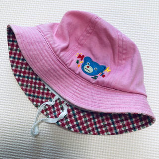 ミキハウス(mikihouse)のミキハウス 帽子 クマ(帽子)