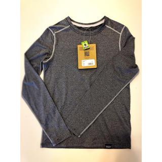 パタゴニア(patagonia)のパタゴニア patagonia インナー 新品タグ付き キッズL 12サイズ(Tシャツ/カットソー)