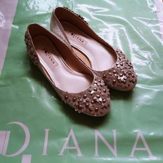 ダイアナ(DIANA)のローヒール靴(ハイヒール/パンプス)