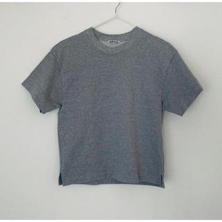 ヤエカ(YAECA)のAURALEE Stand up tee Tシャツ(Tシャツ(半袖/袖なし))