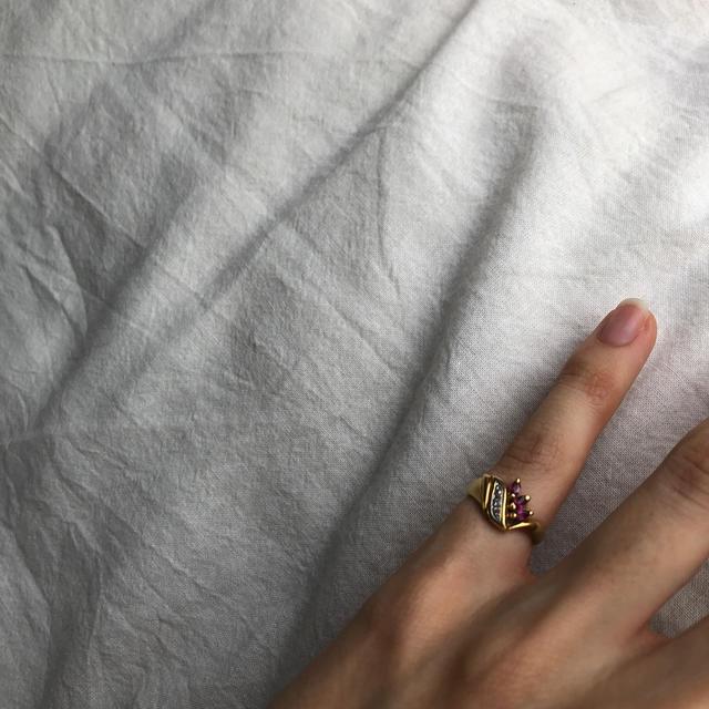 ヴィンテージ  ピンキーリング レディースのアクセサリー(リング(指輪))の商品写真