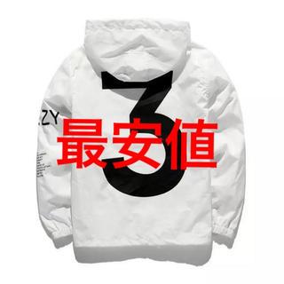 Supreme - yeezus tour 3 windbreaker jacket
