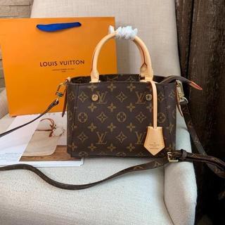 LOUIS VUITTON - 美品  手提げ袋クロスボディバッグ