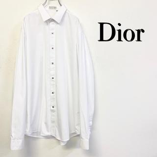 ディオール(Dior)の美品 Dior メンズ シャツ XLサイズ(シャツ)