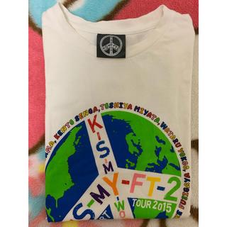 キスマイフットツー(Kis-My-Ft2)のキスマイ Tシャツ(Tシャツ(半袖/袖なし))