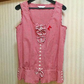 ピンクハウス(PINK HOUSE)のpink house ノースリーブブラウス(シャツ/ブラウス(半袖/袖なし))