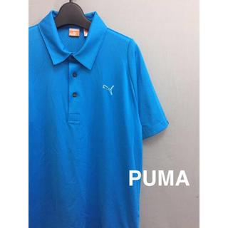 プーマ(PUMA)のプーマ PUMA【美品】 ゴルフ ドライポロシャツ (ポロシャツ)