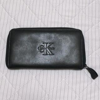 カルバンクライン(Calvin Klein)のClvin Klein 長財布(長財布)