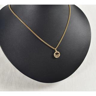 ショパール(Chopard)のショパール ハッピーダイヤ ネックレス(ネックレス)