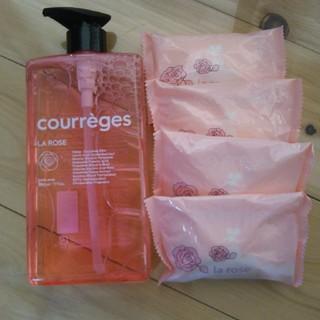 Courreges - クレージュボディソープ&石鹸