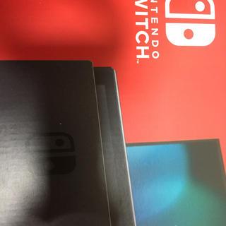 ニンテンドースイッチ(Nintendo Switch)の玄米フレーク娘様専用ニンテンドースイッチ2台(家庭用ゲーム機本体)