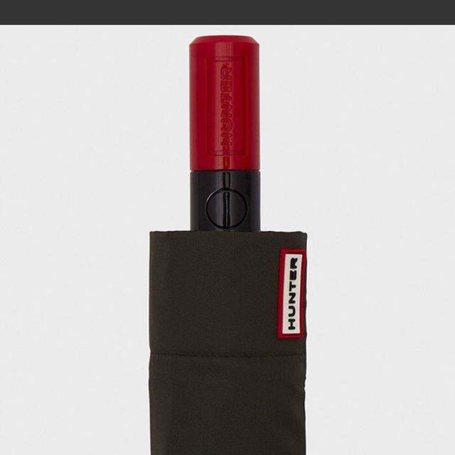 HUNTER(ハンター)のハンター 折りたたみ傘 レディースのファッション小物(傘)の商品写真