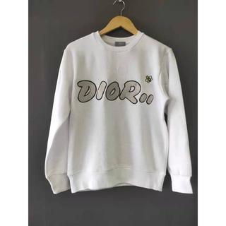 ディオール(Dior)のDIOR X KAWS BEEコットン スウェットシャツ(トレーナー/スウェット)