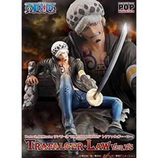 MegaHouse - ワンピース フィギュア LIMITED EDITION トラファルガーロー VS