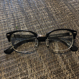 ビューティアンドユースユナイテッドアローズ(BEAUTY&YOUTH UNITED ARROWS)の 金子眼鏡 kaneko optical  beauty & youth(サングラス/メガネ)