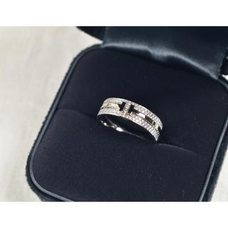 ティファニー(Tiffany & Co.)のティファニー TTWO リング ダイヤ(リング(指輪))