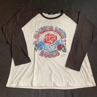 ロデオクラウンズワイドボウル(RODEO CROWNS WIDE BOWL)のRODEO CROWNS ラグラントップス(Tシャツ(長袖/七分))