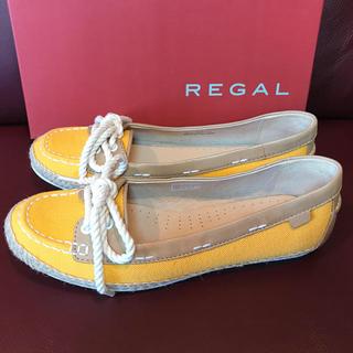 リーガル(REGAL)のREGAL リーガル スリッポン  新品 未使用  23.5(スリッポン/モカシン)