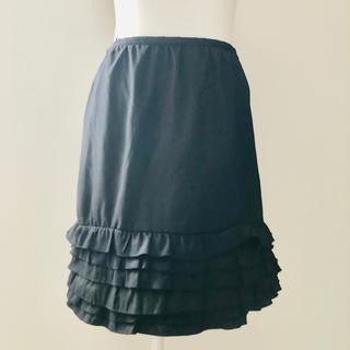 ハニーズ(HONEYS)のハニーズ 6段フリル スカート(ひざ丈スカート)