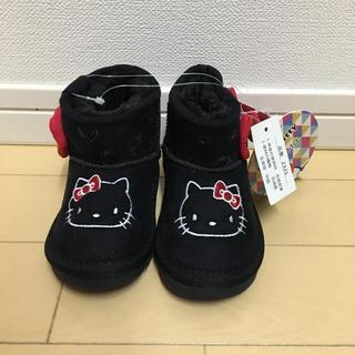 フタフタ(futafuta)のキティちゃんブーツ(ブーツ)
