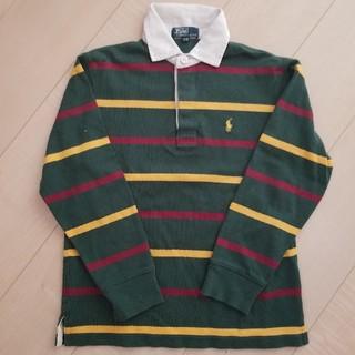 ポロラルフローレン(POLO RALPH LAUREN)のPOLO Ralph Lauren ラガーシャツ ロンT 140cm(Tシャツ/カットソー)