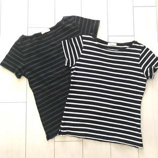 ベルメゾン(ベルメゾン)のベルメゾンSサイズ2枚セット(Tシャツ(半袖/袖なし))