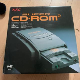 エヌイーシー(NEC)のジャンク品 PCエンジン スーパーCD-ROM(その他)