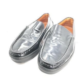 トッズ(TOD'S)のTOD'S トッズ  パテント スリッポン 靴 正規品(スリッポン/モカシン)