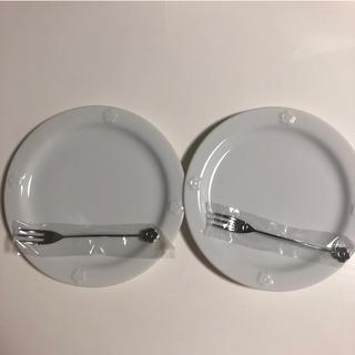 マリークワント(MARY QUANT)のマリークヮント ノベルティお皿セット(食器)