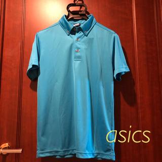 アシックス(asics)の新品 アシックス ポロシャツ M サイバードライ ライトBD 2,3枚可(ポロシャツ)