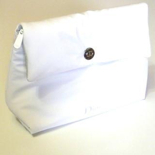 ディオール(Dior)の新品DIORの大きめポーチクラッチバッグコスメビューティーノベルティー(クラッチバッグ)