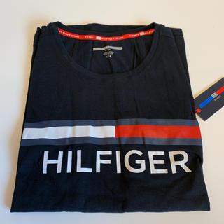 TOMMY HILFIGER - 【新品】トミー ロゴ タンクトップ ブラック M