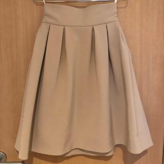 フォクシー(FOXEY)のフォクシーニューヨーク  スカート ウエスト58cm(ひざ丈スカート)