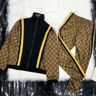 グッチ(Gucci)の正規品 グッチ ジャケット パンツ セット カジュアル(ブルゾン)