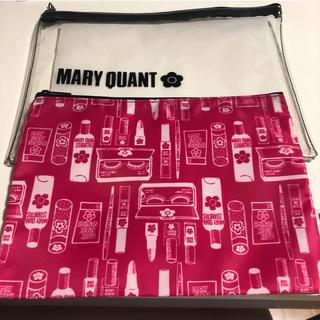 マリークワント(MARY QUANT)のマリークヮント ポーチセット(ノベルティグッズ)