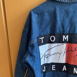 トミー(TOMMY)のTOMMY JEANS ジージャン デニムジャケット(Gジャン/デニムジャケット)