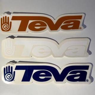 テバ(Teva)のTEVA 非売品ステッカー(シール)