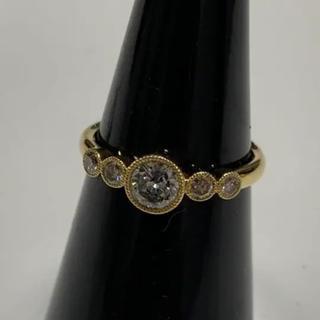 Cartier - k18 ダイヤモンドリング