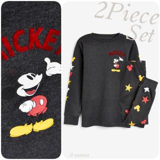 ネクスト(NEXT)のNEXT☆チャコール・Mickeyコンフォートパジャマ(パジャマ)