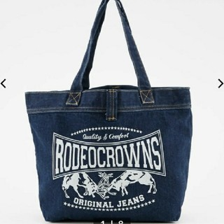 ロデオクラウンズワイドボウル(RODEO CROWNS WIDE BOWL)のロデオクラウンズワイドボウル バッグ(トートバッグ)