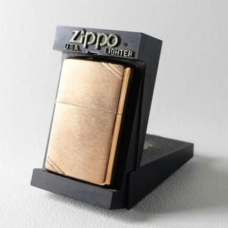 ジッポー(ZIPPO)のZIPPO 1937年レプリカ ヴィンテージ ローズゴールド 廃盤品(タバコグッズ)