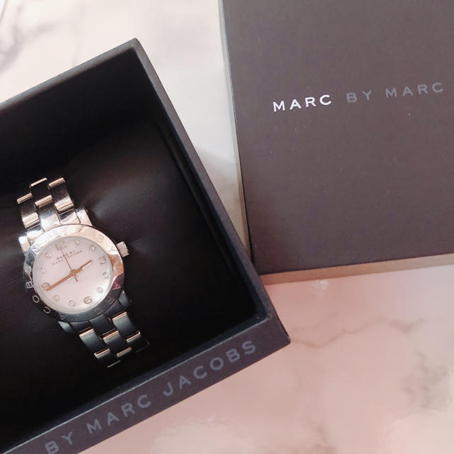 44mm 時計 - MARC BY MARC JACOBS - マーク バイ マークジェイコブス 腕時計の通販