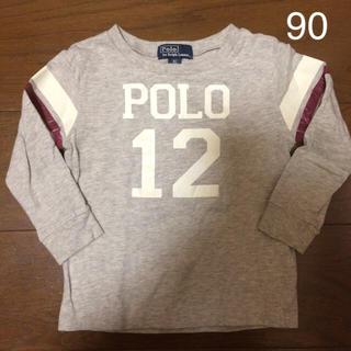 ポロラルフローレン(POLO RALPH LAUREN)の90 ラルフローレン ロンT(Tシャツ/カットソー)