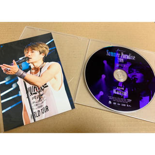 Sexy Zone - SummerParadise 2016 風are you? DVD