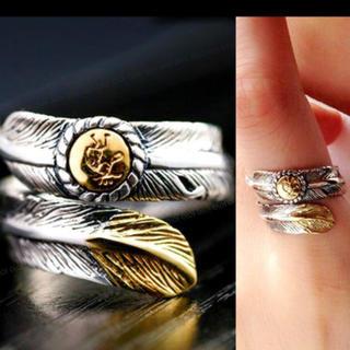 フェザー リング 指輪 (リング(指輪))
