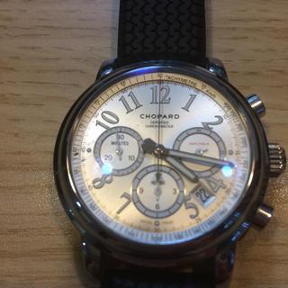 ショパール(Chopard)のジゴワット様専用メンズミッレミリア ラバー腕時計(腕時計(デジタル))